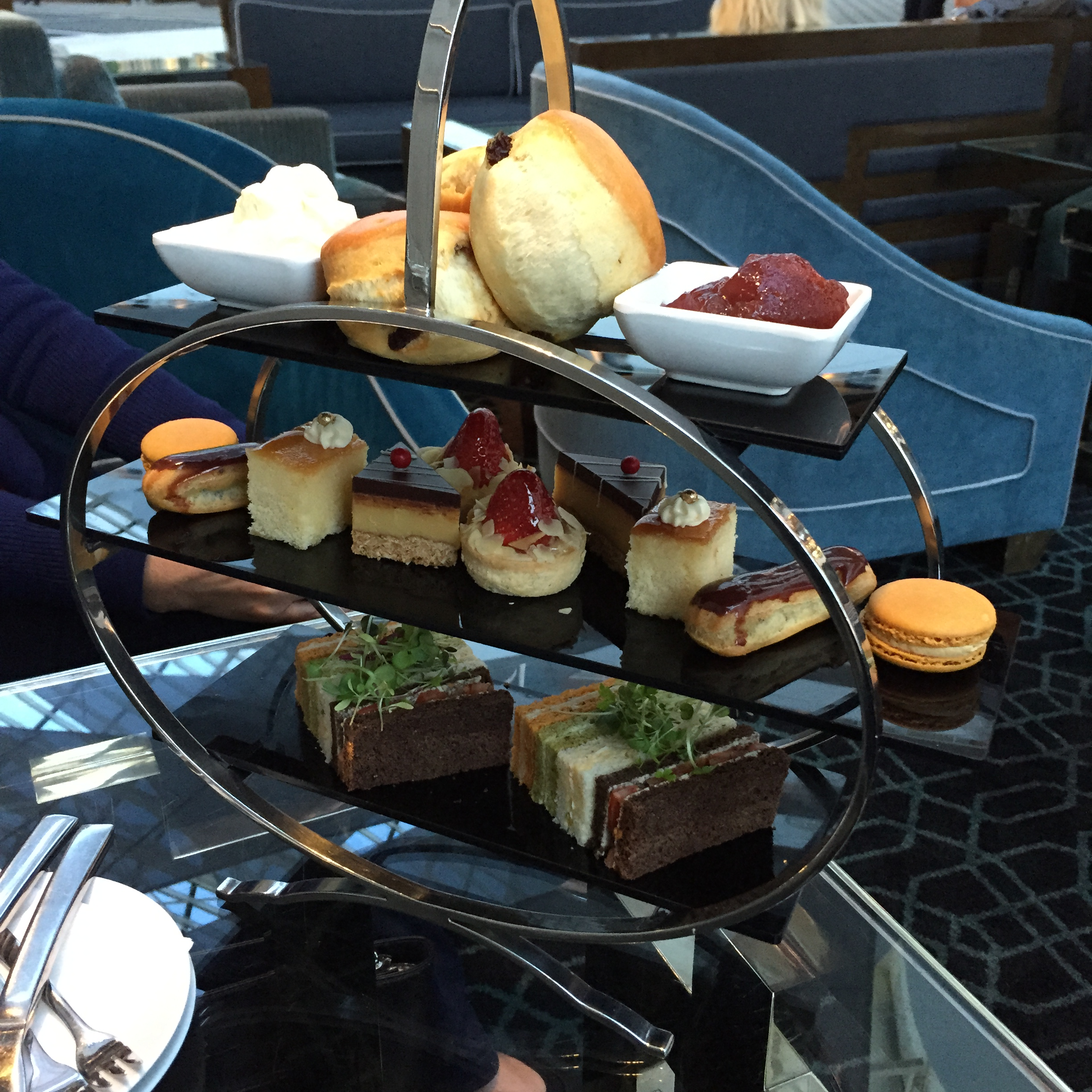 Crown Casino High Tea
